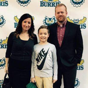 Jeff Robinson & Family