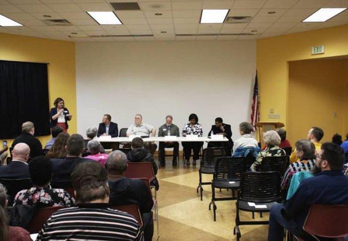 Muncie Resists Candidate Forum